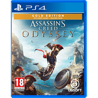 PS4 - Assassin's Creed Odyssey Gold Edition Box