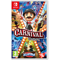 Carnival Games Nintendo Switch USK: 0