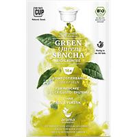 MY TEA CUP Green Queen Sencha - Teekapseln