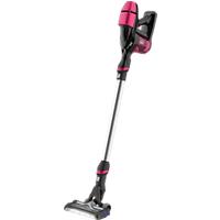 Rowenta X-Pert Essential 260 - Aspirateur-balais rechargeable (Noir/Pink)