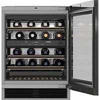 Miele Kwt6322 UG RE CH - Armoire à vin (Appareil encastrable)