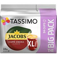 Tassimo Crema Classico Coffee 24 Pieces