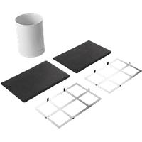 BOSCH DSZ9ID0P0 Kit de recyclage regenerant (Blanc/Noir)