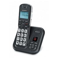 EMPORIA GD61 AB - Téléphone sans fil (Noir)