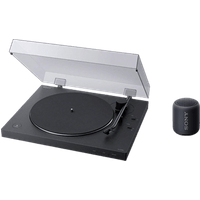 Sony PSL-X310BT Plattenspieler Riemenantrieb Schwarz