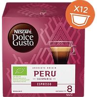 Nescafé Dolce Gusto Bio Espresso Peru - Kaffekapseln