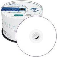 50 MediaRange DVD-R Medical Line