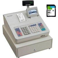 SHARP Registrierkasse XE-A207X (TSE)