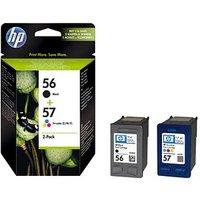 HP 56/57 (SA342AE) Original Multipack Ink Cartridges