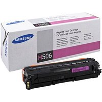 Toner d'origine Samsung CLT-M506L magenta (SU305A)