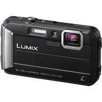 Panasonic LUMIX DMC-FT30 Digitalkamera schwarz 16,1 Mio. Pixel