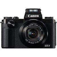 Canon PowerShot G5 X Digitalkamera schwarz 20,2 Megapixel