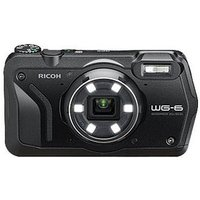 RICOH WG-6 Digitalkamera schwarz 2,0 Mio. Pixel