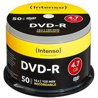 DVD-R vierge Intenso 4101155 50 pc(s) 4.7 Go 120 min