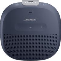 SoundLink Micro Portable Bluetooth Smart Speaker - Siri Supported - Dark Blue|783342-0500