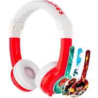 onanoff BuddyPhones Explore Headset|BP-EX-FD-RED-01-K