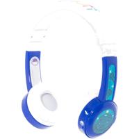 onanoff BuddyPhones InFlight Headset|BP-IF-BLUE-01-K