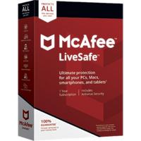 McAfee LiveSafe - 2 Year - Service|888_430_LiveSafe_1126_24Month(s)_WSS 13.6