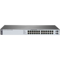 HPE 1820-24G-PPoE+ (185W) Switch|J9983A#ABA
