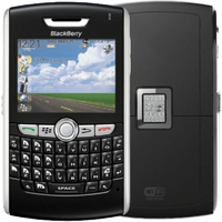 Blackberry 8820 Good - Black - Orange - Qwerty