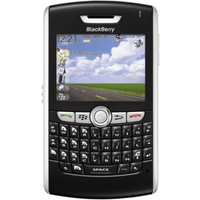 Blackberry 8820 Pristine - Black - Unlocked - Azerty