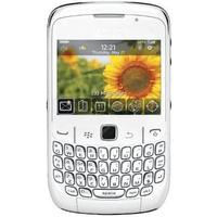 Blackberry 8520 Very Good - Shimmery White - Unlocked