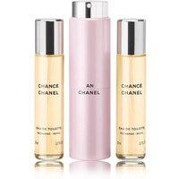 CHANEL Chance EDT Twist & Spray 60ml (3x20ml)