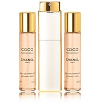 CHANEL Coco Mademoiselle EDP Twist & Spray 60ml (3x20ml)  women