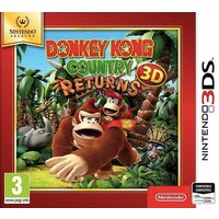 Donkey Kong Country Returns (Selects)