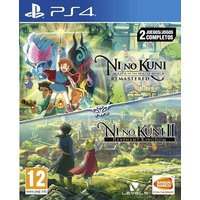 Ni No Kuni + Ni No Kuni 2 Double Pack