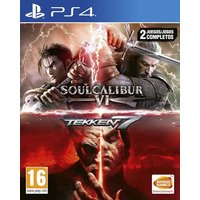 Soul Calibur VI + Tekken 7 Double Pack