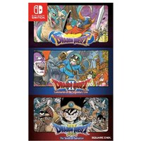 Dragon Quest Collection (1+2+3) - Importación USA