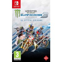 Monster Energy Supercross 3 The Official Videogame