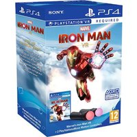 Marvel Iron Man (VR) + Move Twin Pack