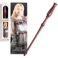 Varita Luna Lovegood con Marca Paginas Harry Potter
