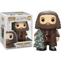 Figura Pop Harry Potter Holiday Hagrid 15cm