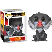 Figura Pop Disney el Rey Leon Rafiki