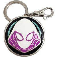 Llavero Metal Spider-gwen Marvel