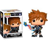 Figura Pop Disney Kingdom Hearts 3 Sora Drive Form Exclusive