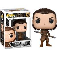 Figura Pop Juego de Tronos Arya With Two Headed Spear