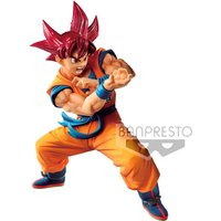 Figura Son Goku Dragon Ball Super Blood of Saiyans Special Vi