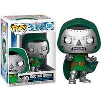 Figura Pop Marvel los 4 Fantasticos Doctor Doom
