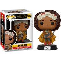 Figura Pop Star Wars Rise of Skywalker Jannah