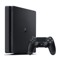 Consola Sony PS4 Slim 500GB Negra