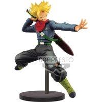 Figura Super Saiyan Trunks Future Chosenshi Retsuden Dragon Ball Super 17cm