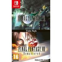 Final Fantasy VII + VIII Remastered