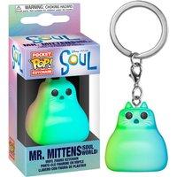 Llavero Pocket Pop Disney Pixar Soul Mr Mittens