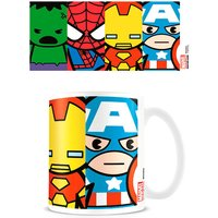 Taza Vengadores Avengers Marvel