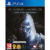 La Tierra Media Sombras de Mordor - Game of the Year Edition