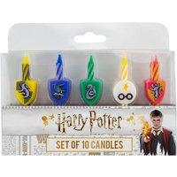 Blister 10 Velas Hogwarts Harry Potter